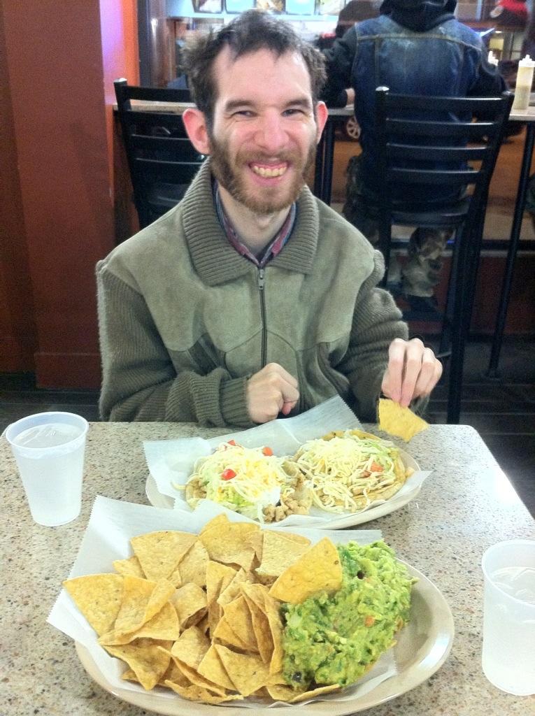 David @ Taco Burrito King