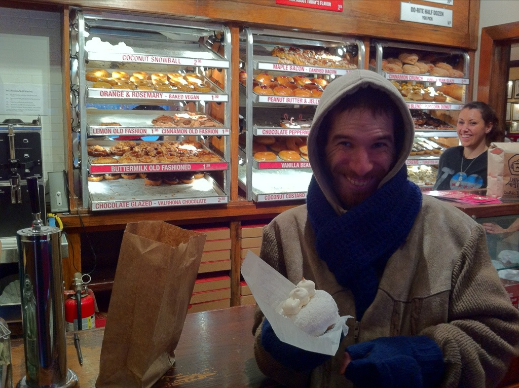 David @ Do-Rite Donuts