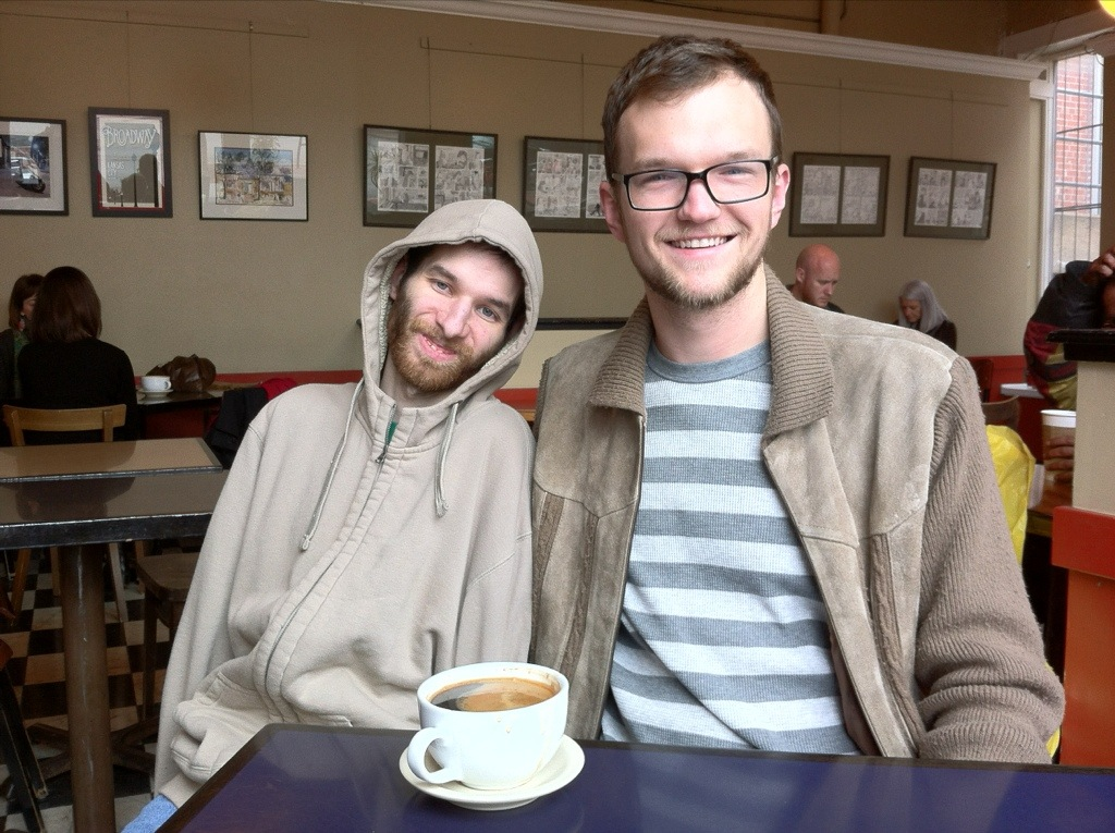 David and Brandon @ Broadway Cafe KC